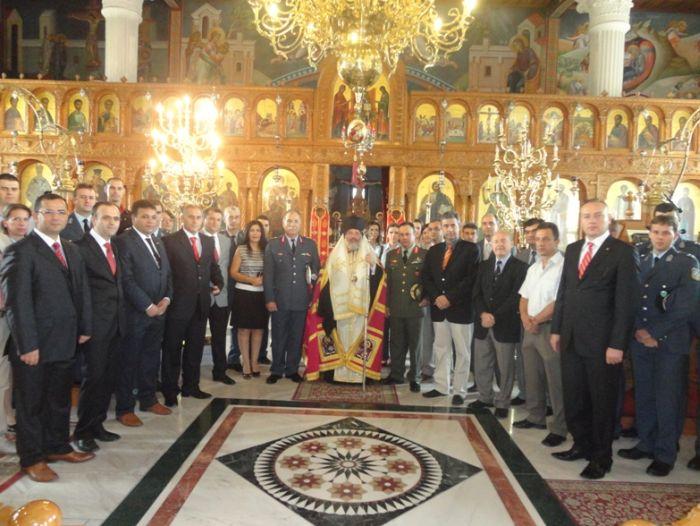 Η εορτή του Αγ.Αρτεμίου σε Διδυμότειχο και Ορεστιάδα
